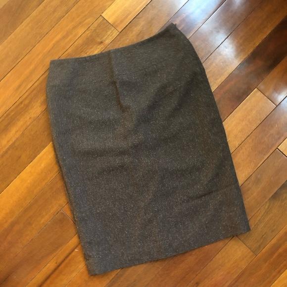 Rafaella Dresses & Skirts - Brown Pencil Skirt